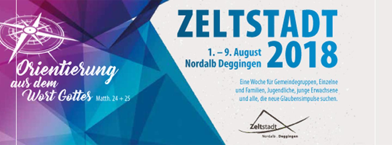Zeltstadt 2018